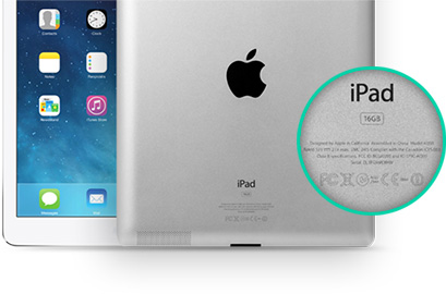 iPad Model