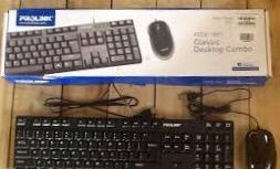 Prolink keyboard+mouse combo set $29