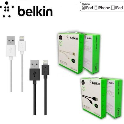 belkin usb cable iphone white $9.90