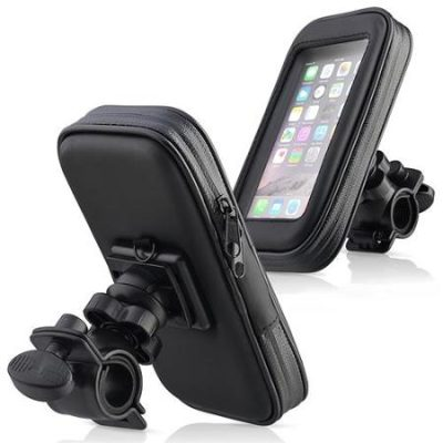 bike mount phone holder pouch big $16.90