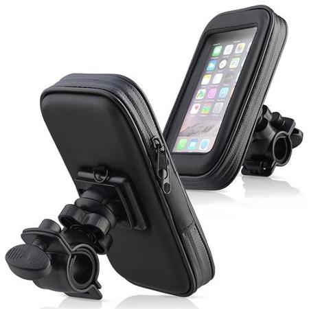 bike mount phone holder pouch big $16.90