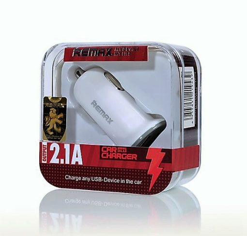 phone car usb charger Remax single $13.90