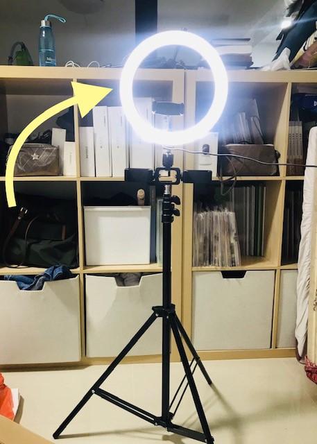 staging-light