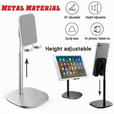 desktop-phone-tablet-stand-adjustable-height