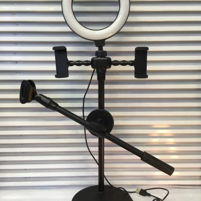 mobile-phone-light-microphone-stand1